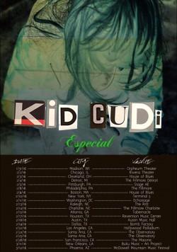 Kid Cudi - 2016 Especial Tour